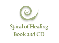 Spiral of Healing - Book and CD by Meagan Pugh